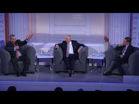 Discussion - Ehud Barak, Charles Bronfman, and Ethan Bronner