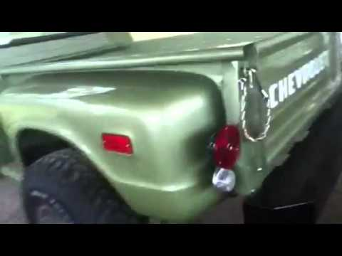 1970 chevy c10 stepside 4x4