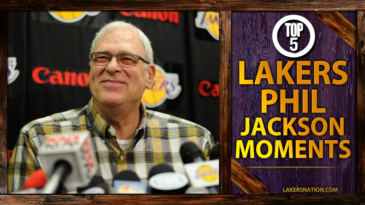 """It's Crazy There"": Ex Los Angeles Lakers' Coach Phil Jackson Was ..."