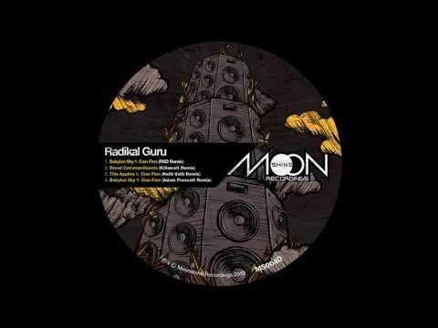 Radikal Guru ft. Cian Finn - Babylon Sky (RSD Remix)