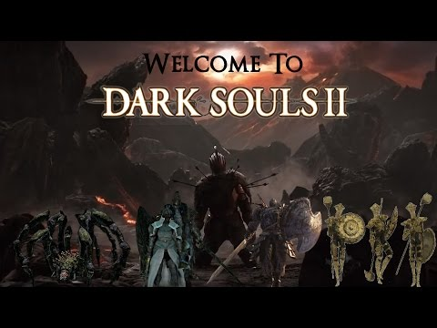 Dark Souls  Sotfs Overpowered Build