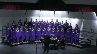 O My Luve's Like a Red, Red Rose   Battle Lake Concert Choir