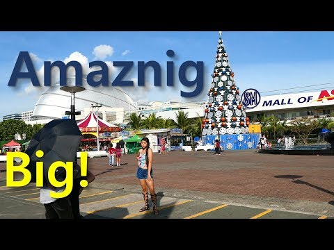 Amazing Manila SM Mall of asia
