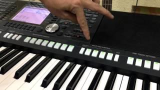 Hướng dẫn tạo Audio Multi Pad trên YAMAHA S970, S950 MLA