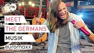 Von Deutschrap bis Schlager: Deutsche Musikhits   Meet the Germans