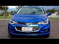 Chevrolet Cruze 2017 - Test drive
