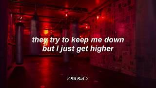 Higher The Score lyrics