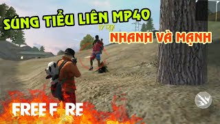 [Garena Free Fire] TOP 1 only MP40 | Sỹ Kẹo