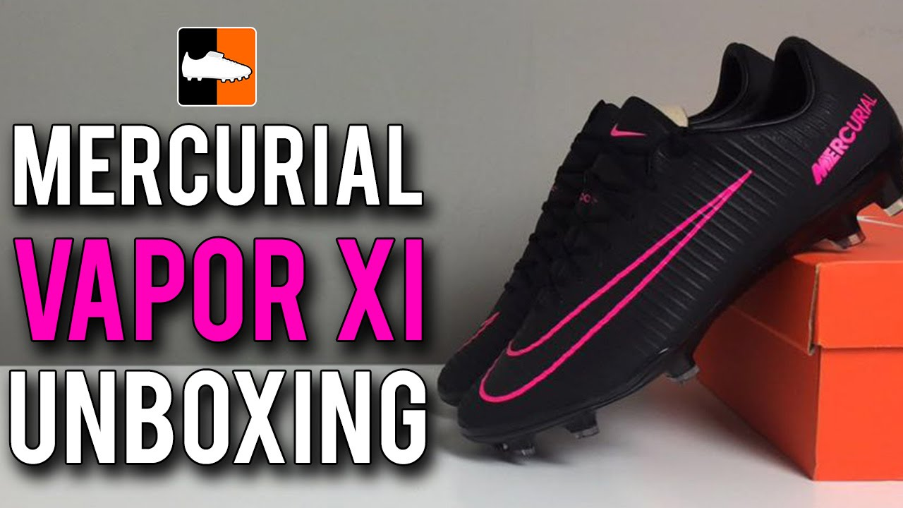 Pitch Dark Vapor XI Unboxing  d4ac58076