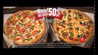 Track Your Tastiest Pizzas With Rider Tracking | Pizza Hut India (Kannada)