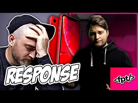 The iPhone XR Is Depressing... (Response to Unbox Therapy)