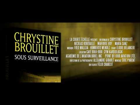 Vidéo de Chrystine Brouillet
