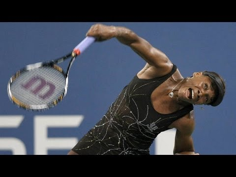 Venus Williams on Her Outfits - US Open 2013