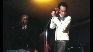 Altrove - Morgan e Fabio Cinti con Le Nuove Logiche - Live @ Scimmie