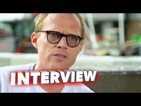 """Marvel's Avengers: Age of Ultron: Paul Bettany """"Jarvis / The Vision"""" Interview"""