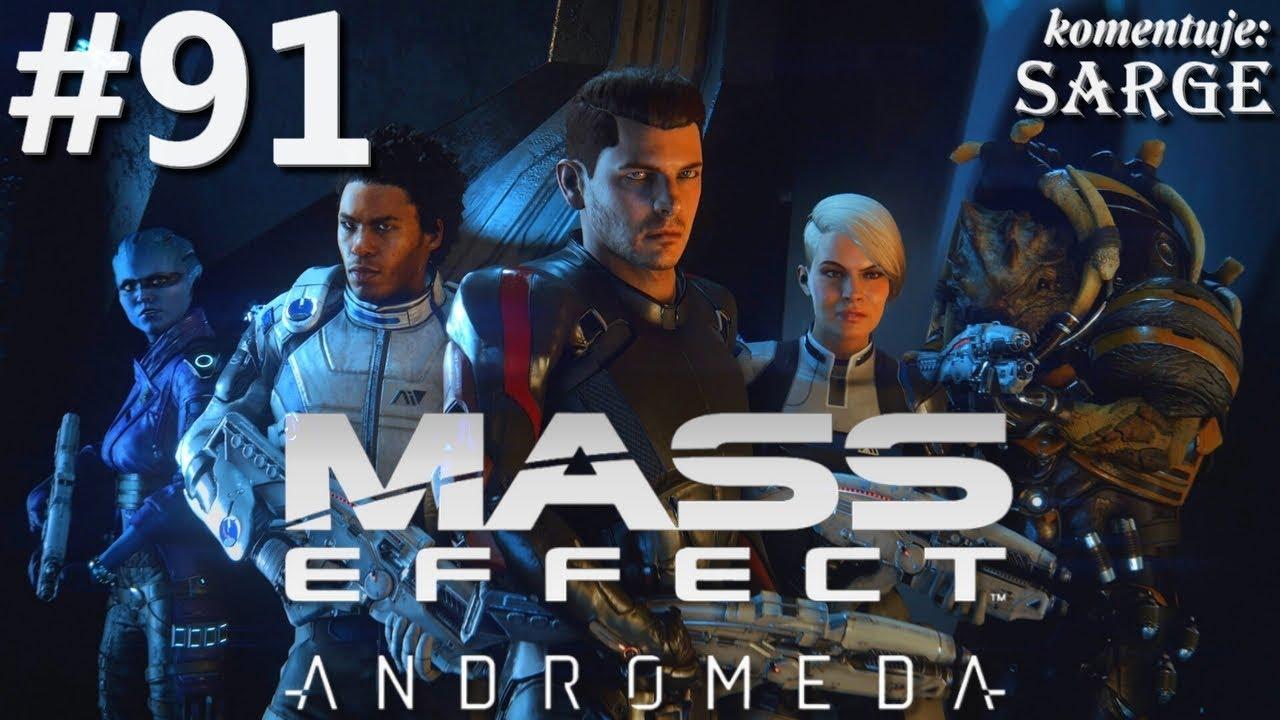 Zagrajmy w Mass Effect Andromeda [60 fps] odc. 91 – Zdemaskowanie Szarlatana