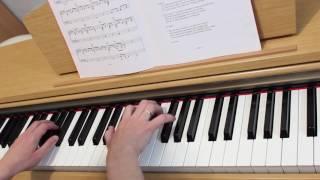 Joe Dassin Champs Elysees Джо Дассен Елисейские поля кавер на пианино от YAMAHA DJX