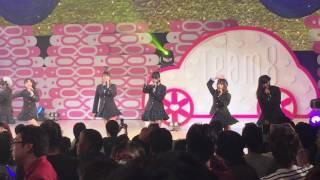 TOYOTA presents AKB48チーム8 全国ツアー ~47の素敵な街へ~〉 2016/11/5夜公演 島根県益田市 島根県芸術文化センター グラントワ M12 君は今までどこにいた?