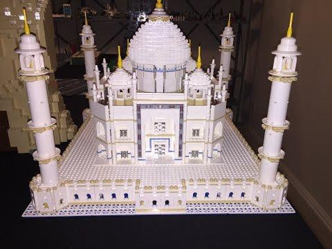 Lego Speed Build/Review - Taj Mahal - Biggest Set Ever!!!