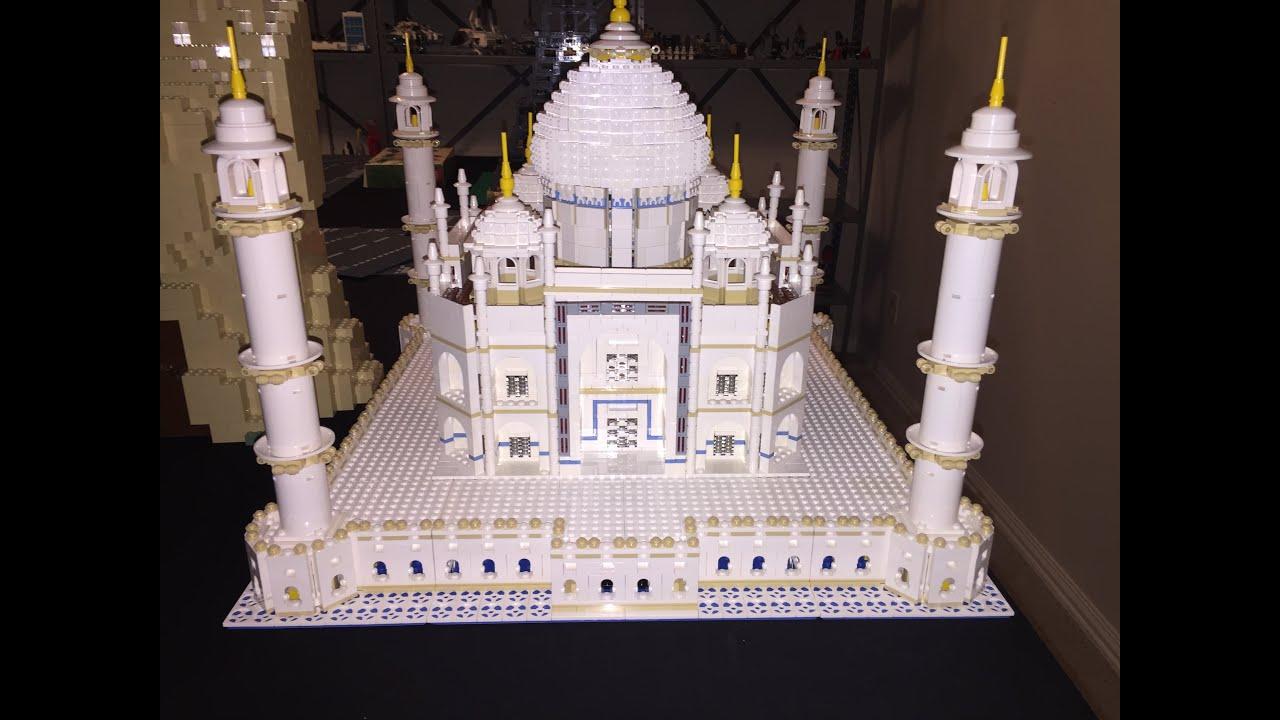 Lego Speed Build/Review - Taj Mahal - Biggest Set Ever ...
