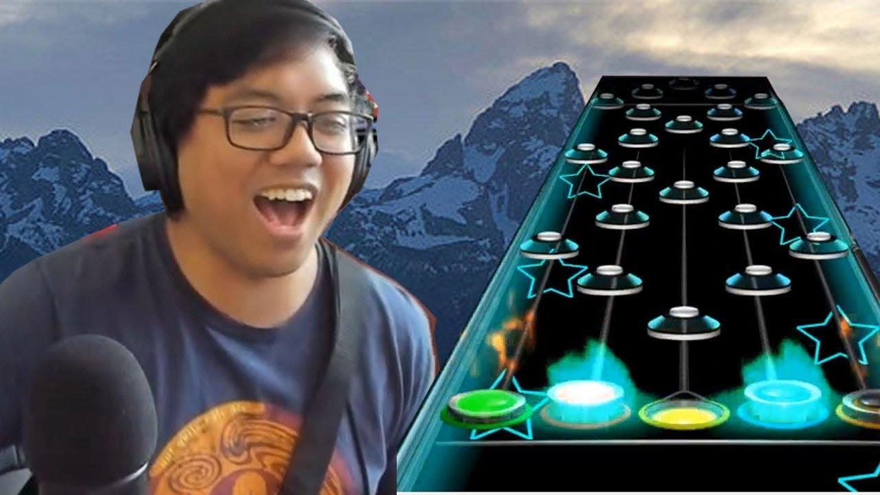 Meet the streamer making Guitar Hero cool again, one