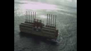 Ata Tug Salvage is Towing of a Powership