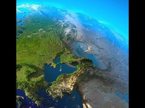КАВКАЗ.  География Кавказа.  Европа, или Азия? Серия 1.