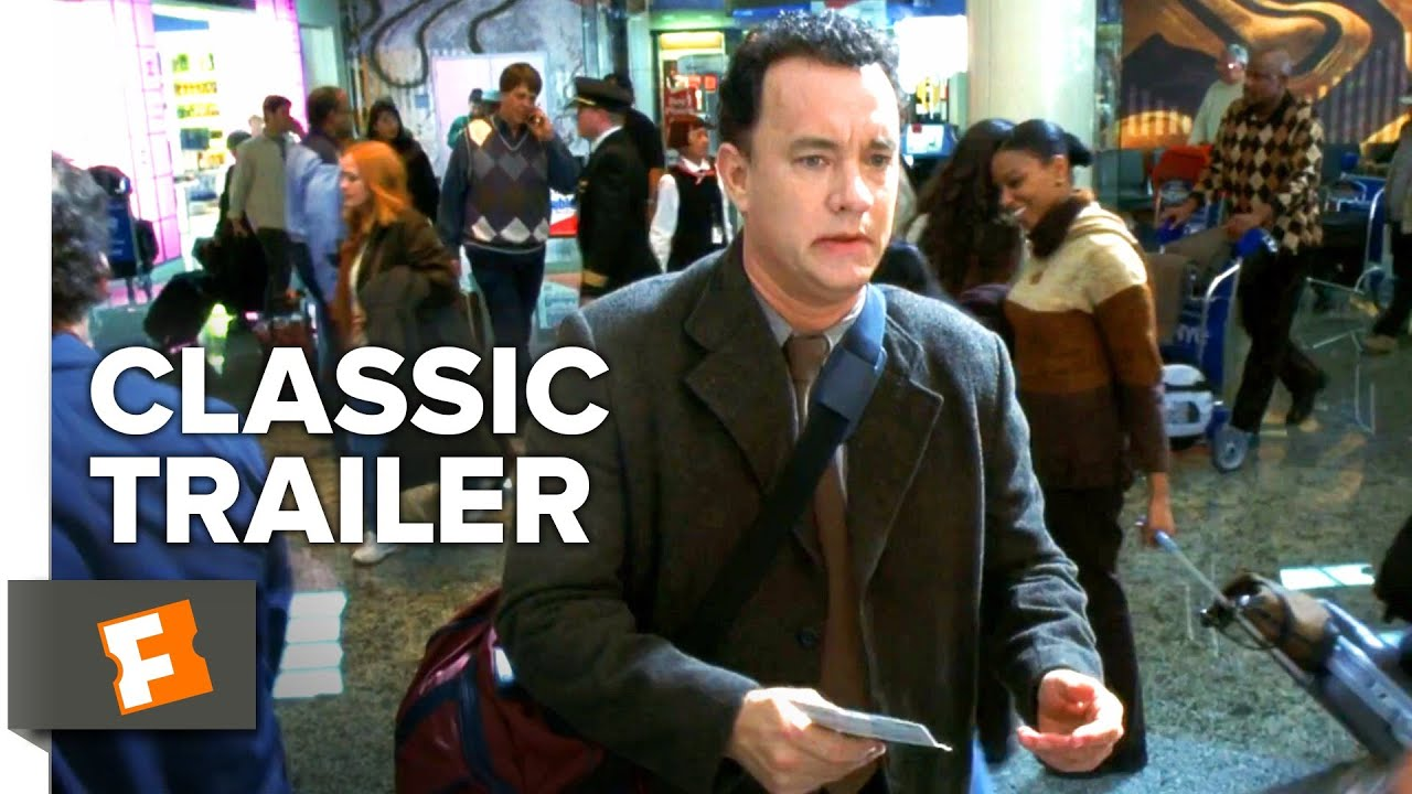 The Terminal 2004 Trailer 1 Movieclips Classic Trailers Youtube