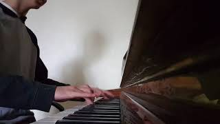 Dan Balan feat Вера Брежнева - Наше Лето на пианино