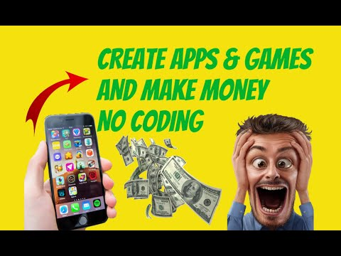 Make Money With Android Games And Apps No Coding Skills😱🤑