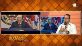 Graynmer Mendez comenta sobre la tragedia en Jerusalén en la apertura de Embajada de Estados Unidos