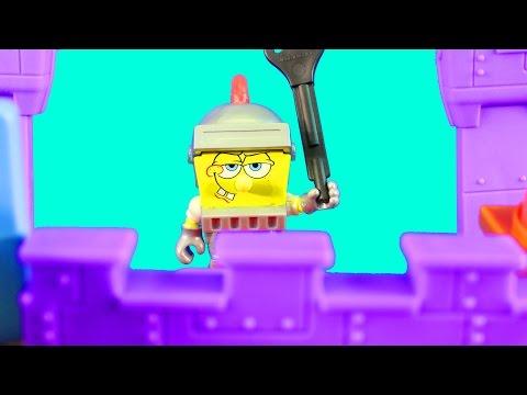 Imaginext SpongeBob Krusty Krab Kastle Plankton Is After Krabby Patty Recipe