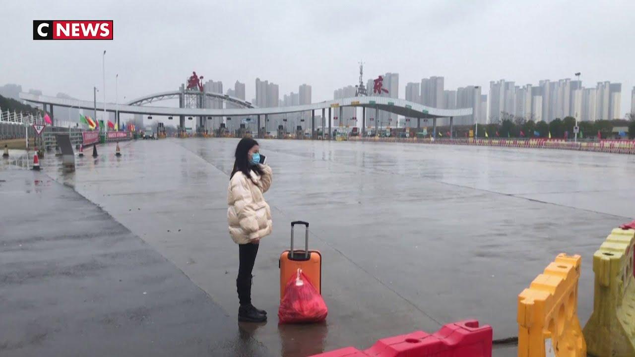 Wuhan : une ville coupée du monde - YouTube