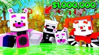 Last To Leave Slime Pit Wins 1,000,000 Challenge