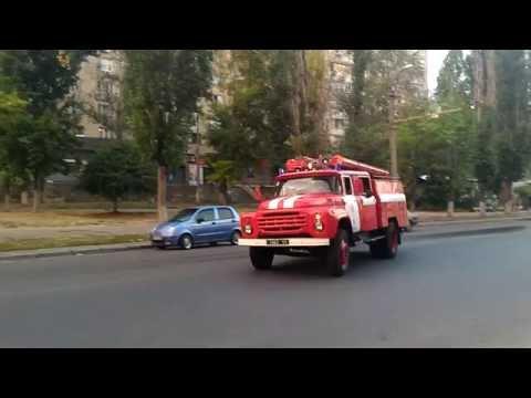 *СГУ 60* ZiL 130 engine 6 responding back