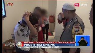 Polsek Panakkukang Bongkar Praktik Prostitusi Anak di Bawah Umur, Mucikari Seorang Waria - BIS 19/09