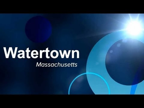 Community Video Tour of Watertown, Massachusetts