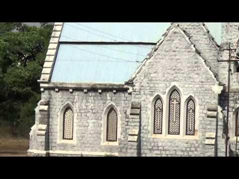 Old Saint Thomas Church of Camp Amravati  Unique Christian Architecture