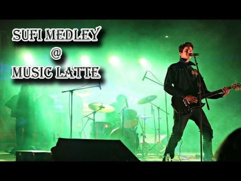 Sufi Medley - Abdullah Qureshi (Live @ Music Latte)