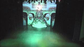 Чайковский, балет 'Щелкунчик'. Кипр, январь 2014