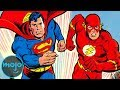 Top 10 Most Fastest Superheroes
