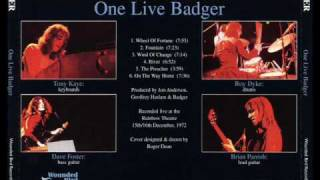 Badger live Wind of change