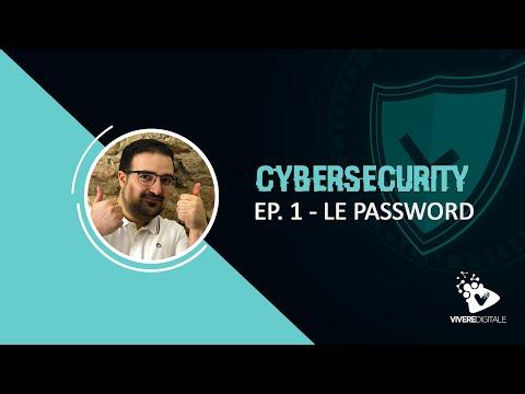 Cybersecurity - Ep. 1 - Come rubano le password e come proteggerci from YouTube · Duration:  21 minutes