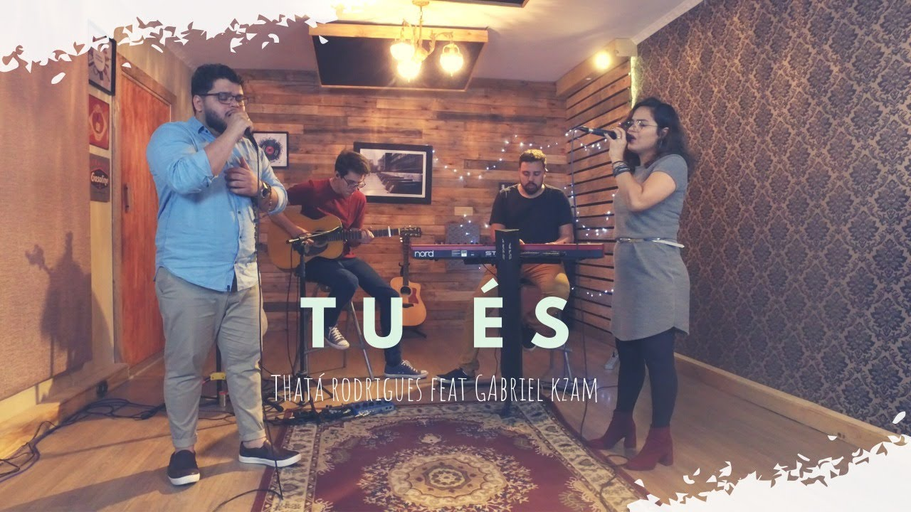 Thatá Rodrigues (Part. Gabriel Kzam) - Tu És