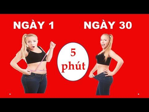 giảm mỡ bụng trong 30 ngày với bài tập plank | KIẾN THỨC THÚ VỊ
