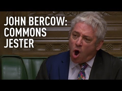 John Bercow: The Commons Jester