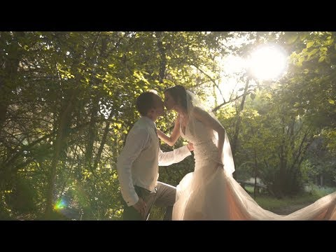 Adrian & Kelsie Wedding Highlight film // Wichita , Kansas