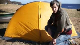 Обзор палатки СнарЯжение Вега 2 Pro + Si/Sc