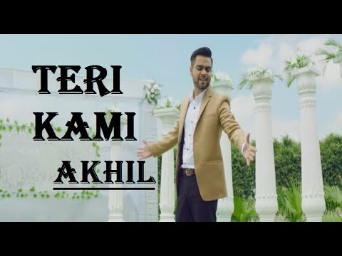 #Teri Kami Cover | Song | Akhil | By ShadowQueen Neha