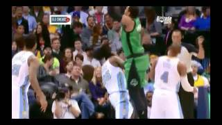 NBA CIRCLE - Boston Celtics Vs Denver Nuggets Highlights 7 Jan. 2014 Www.nbacircle.com